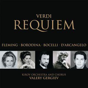Messa Da Requiem (Ga), Bocelli, Fleming, Gergiev, Kiro