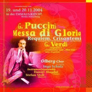 Messa di Gloria, Requiem, Ölberg-Chor