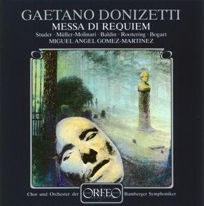 Messa Di Requiem Für Soli,Chor Und Orchester, Studer, Rootering, Baldin, Gomez-martinez, Bams