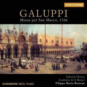 Messa Per San Marco, Athestis Chorus, Academia Music