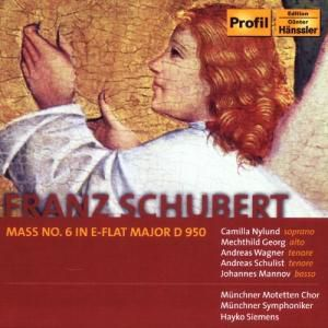 Messe 6 Es-Dur, Siemens, Münchner Motettenchor