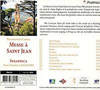 Messe A Saint Jean - Produktdetailbild 1