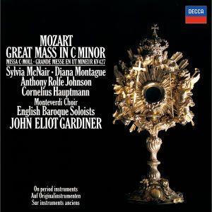 Messe C-Moll Kv 427, John Eliot Gardiner, Ebs, Monteverdi Choir