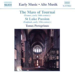 Messe De Tournai/St.Luke Passi, Tonus Peregrinus
