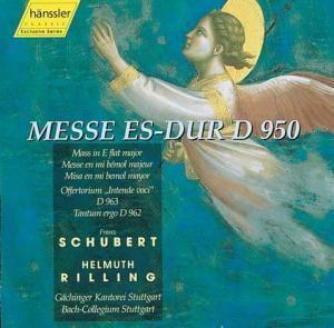 Messe Es-Dur D 950/+, Franz Schubert