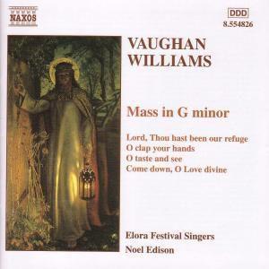 Messe G-Moll, Edison, Elora Festival Singers