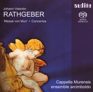 Messe Op.12/Konzerte Op.6, Cappella Murensis, Ensemble Arcimboldo