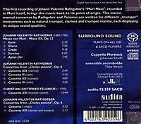 Messe Op.12/Konzerte Op.6 - Produktdetailbild 1