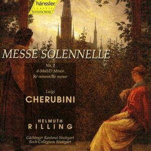 Messe Solennelle 2, Helmuth Rilling, Gächinger Kantorei