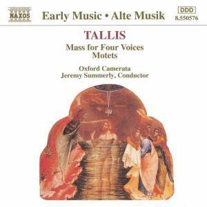 Messe Zu Vier Stimmen/Motetten, Summerly, Oxford Camerata