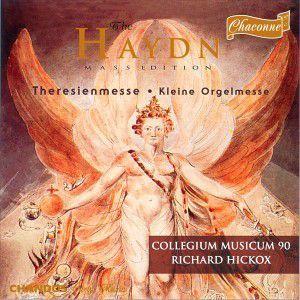 Messen-Edition, R. Hickox, Cm90