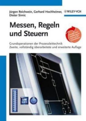 Messen, Regeln und Steuern, Jürgen Reichwein, Gerhard Hochheimer, Dieter Simic