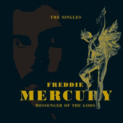 Messenger Of The Gods - The Singles (2 CDs), Freddie Mercury