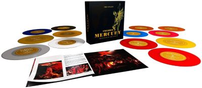 Messenger Of The Gods - The Singles (Limited 7 Vinyl Boxset), Freddie Mercury