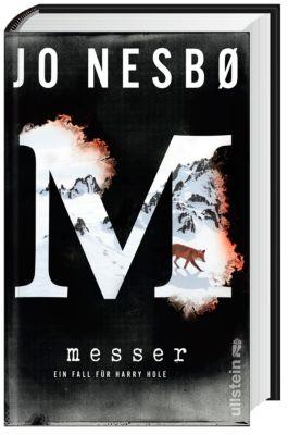 Messer - Jo Nesbø pdf epub