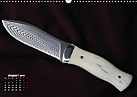 Messer - Leidenschaft in Stahl (Wandkalender 2019 DIN A3 quer) - Produktdetailbild 8