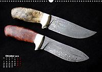 Messer - Leidenschaft in Stahl (Wandkalender 2019 DIN A3 quer) - Produktdetailbild 10