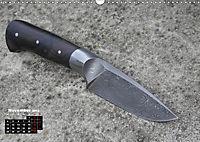Messer - Leidenschaft in Stahl (Wandkalender 2019 DIN A3 quer) - Produktdetailbild 11