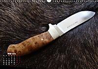 Messer - Leidenschaft in Stahl (Wandkalender 2019 DIN A3 quer) - Produktdetailbild 5