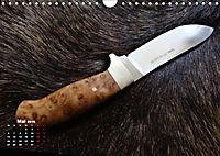 Messer - Leidenschaft in Stahl (Wandkalender 2019 DIN A4 quer) - Produktdetailbild 5