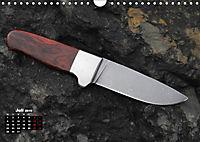 Messer - Leidenschaft in Stahl (Wandkalender 2019 DIN A4 quer) - Produktdetailbild 7