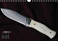 Messer - Leidenschaft in Stahl (Wandkalender 2019 DIN A4 quer) - Produktdetailbild 8