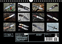 Messer - Leidenschaft in Stahl (Wandkalender 2019 DIN A4 quer) - Produktdetailbild 13