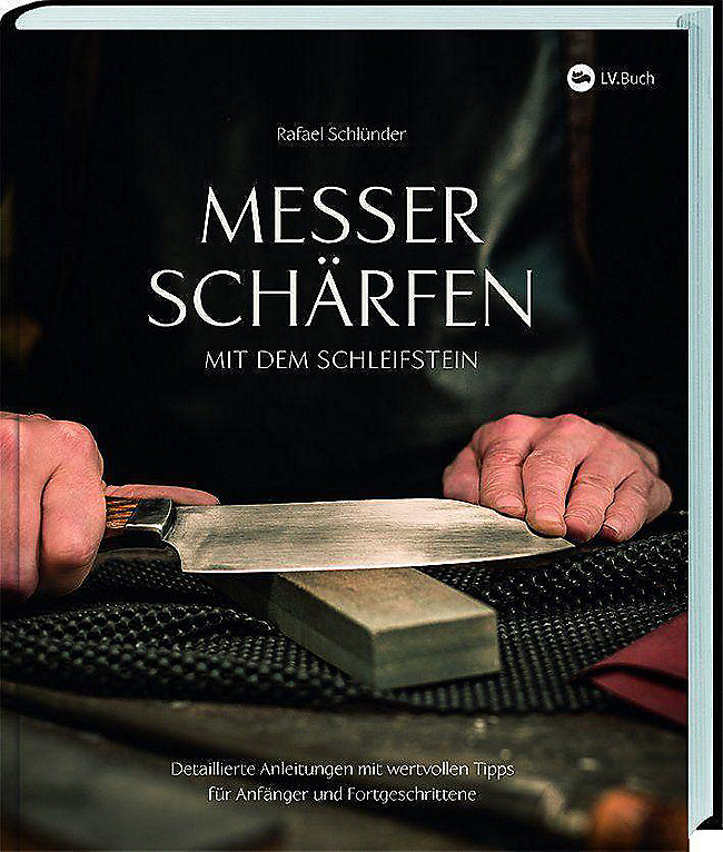 Favorit Messer schärfen mit dem Schleifstein Buch versandkostenfrei QS05