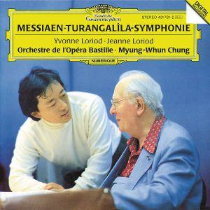 Messiaen: Turangalîla Symphony, Loriod, Chung, Oob