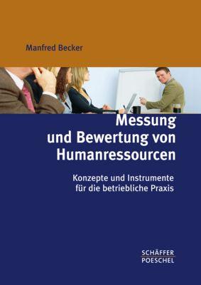 Messung und Bewertung von Humanressourcen, Manfred Becker
