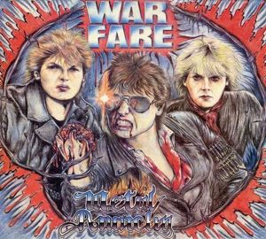 Metal Anarchy (Digipak), Warfare