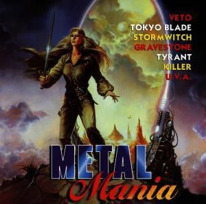 Metal Mania, Diverse Interpreten