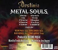 Metal Souls - Produktdetailbild 1