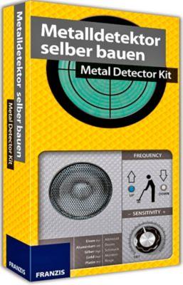 Metalldetektor selber bauen, Handbuch, Bauteile, Gehäuse, Martin Müller