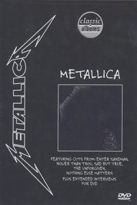 Metallica-Classic Albums (Dvd), Metallica
