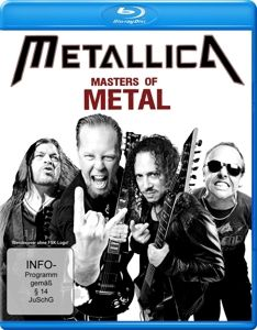 Metallica: Masters of Metal, N, A
