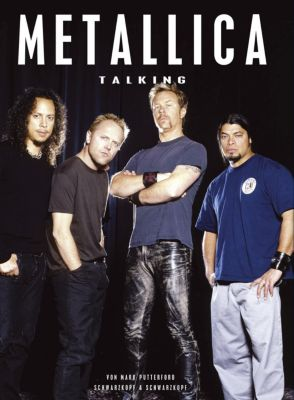 Metallica, Talking, Metallica