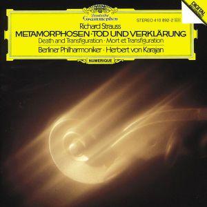 Metamorphosen/Tod & Verklärung, Herbert von Karajan, Bp