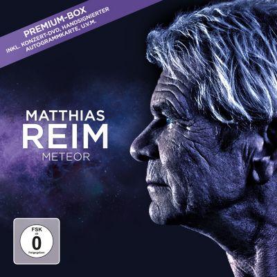 Meteor (Premium-Box, CD+DVD), Matthias Reim