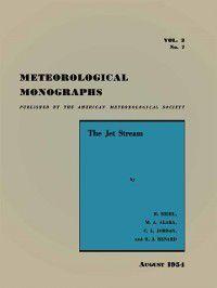 Meteorological Monographs: Jet Stream