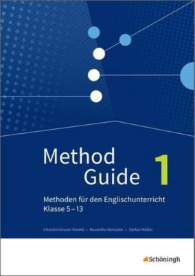 Method Guide, m. CD-ROM, Christine Grieser-Kindel, Roswitha Henseler, Stefan Möller