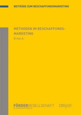 Methoden im Beschaffungsmarketing - Achim Ernst pdf epub