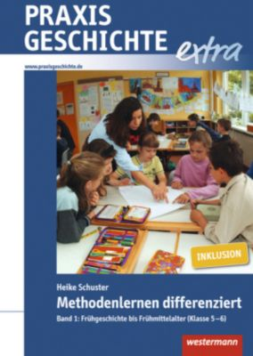 Methodenlernen differenziert, Heike Schuster