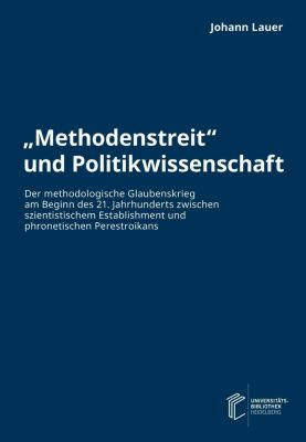 Methodenstreit und Politikwissenschaft, Johann Lauer