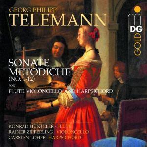 Methodische Sonaten, Hünteler, Zipperling, Lohff