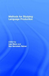 Methods for Studying Language Production