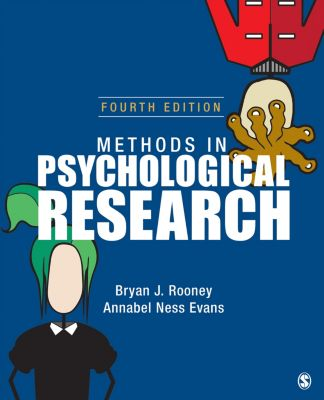 Methods in Psychological Research, Annabel Ness Evans, Bryan J. Rooney