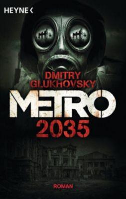 Metro 2035 - Dmitry Glukhovsky |