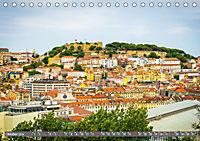Metropole Lissabon (Tischkalender 2019 DIN A5 quer) - Produktdetailbild 10