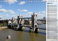 METROPOLEN - die schönsten Weltstädte (Tischkalender 2019 DIN A5 quer) - Produktdetailbild 4